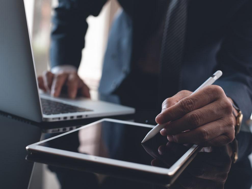 Unterschreiben Sie Ihre Dokumente online